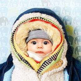 Укутанный малыш