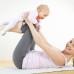 Зарядка мамы с ребенком