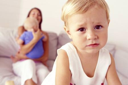 Ревность ребенка к ребенкку