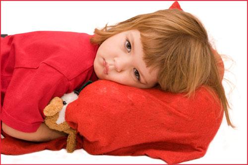 Ребенок 1,3 г по ночам болит живот