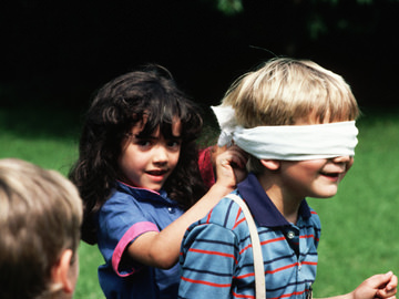 Игры детей на улице