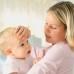 Мама и ребенок с температурой