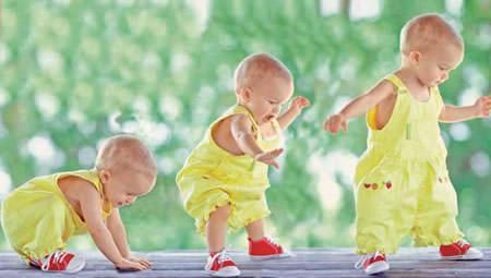 Ребенок и первые шаги