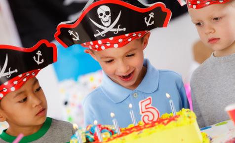 Пиратский день рожденья