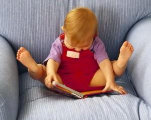 Ребенок и книжка