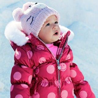 Пуховые утеплители детских комбинезонов