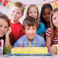дети и праздник