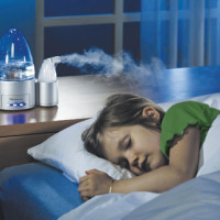 Увлажнитель воздуха и ребенок
